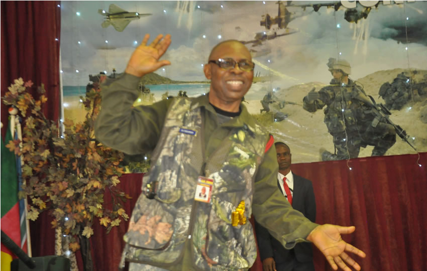 Liberation Power Ministries | Home :: EJAFORCE